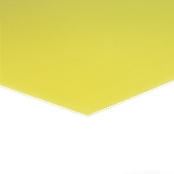 Anycubic Chiron - Druckbett-Auflage aus GFK/FR4 2 mm