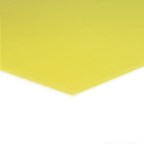 Anycubic i3 Mega - Druckbett-Auflage aus GFK/FR4 1 mm